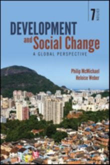 Development and Social Change : A Global Perspective, Paperback / softback Book