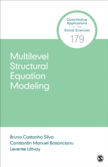 Multilevel Structural Equation Modeling, Paperback / softback Book