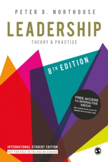 Leadership : Theory and Practice, Paperback Book