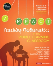 Teaching Mathematics in the Visible Learning Classroom, Grades 6-8, PDF eBook