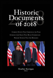 Historic Documents of 2018, PDF eBook