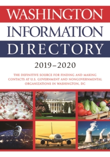 Washington Information Directory 2019-2020, PDF eBook