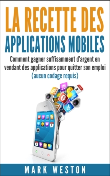 La recette des applications mobiles, EPUB eBook