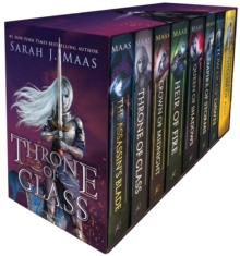 Throne of Glass Box Set, Multiple copy pack Book