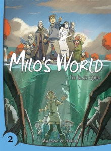 Milo's World Book 2 : The Black Queen, Hardback Book