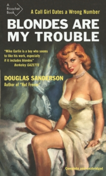 Blondes are My Trouble, Paperback Book