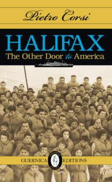 Halifax : The Other Door to America, Paperback Book