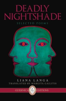 Deadly Nightshade : Selected Poems, Paperback Book