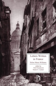 Letters Written in France, Paperback / softback Book