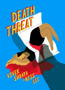 Death Threat, Hardback Book