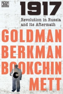 1917 : The Russian Revolution and its Aftermath, Paperback Book