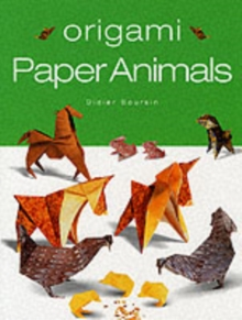 Origami Paper Animals, Paperback / softback Book