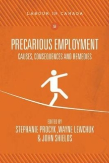 Precarious Employment : Causes, Consequences and Remedies, Paperback Book