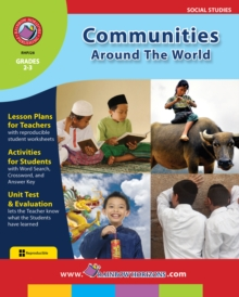 Communities Around The World Gr. 2-3, PDF eBook