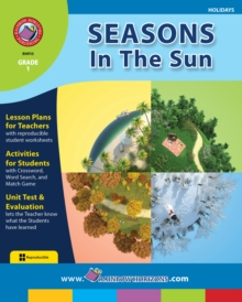 Seasons In The Sun Gr. 1, PDF eBook
