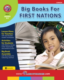 Big Books For First Nations Gr. K-2, PDF eBook