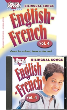 Bilingual Songs, English-French, : v. 4, Mixed media product Book