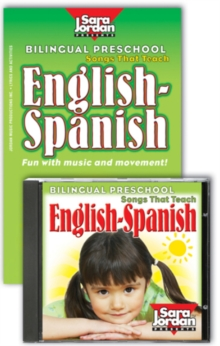 Bilingual Preschool : Songs That Teach English-Spanish, Mixed media product Book