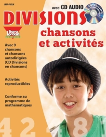 Divisions chansons et activites, Mixed media product Book