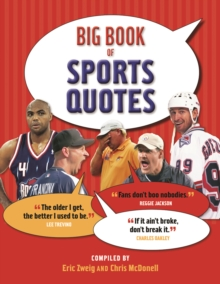 Big Book of Sports Quotes, Hardback Book