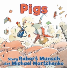 Pigs, Board book Book