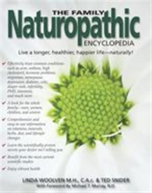 The Family Naturopathic Encyclopedia, Paperback Book