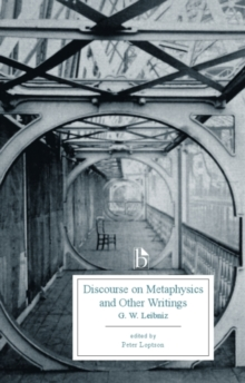 Discourse on Metaphysics and other Writings (1686), Paperback / softback Book