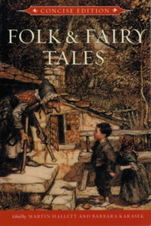 Folk and Fairy Tales : Concise Edition, Paperback / softback Book