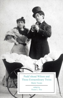 Pudd'nhead Wilson and Those Extraordinary Twins (1894), Paperback Book