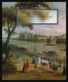 The Broadview Anthology of British Literature: Concise Edition, Volume A, Paperback Book