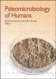 Paleomicrobiology of Humans, Paperback Book