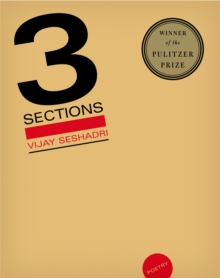 3 Sections : Poems, Paperback Book