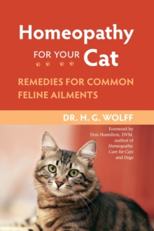 Homeopathy For Cat, Paperback / softback Book