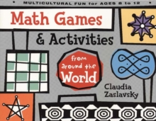 Math Games & Activities from Around the World, Paperback Book