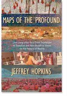 Maps Of The Profound, Hardback Book