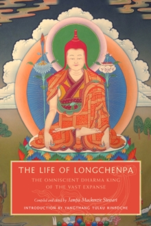 The Life Of Longchenpa, Paperback Book