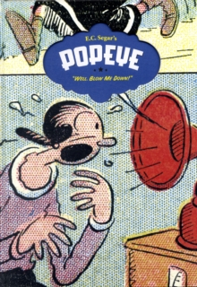 Popeye : Popeye Vol.2 Well Blow Me Down v. 2, Hardback Book