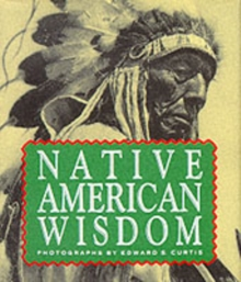 Native American Wisdom, Hardback Book