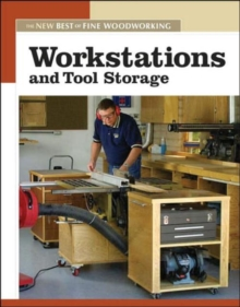 Workstations and Tool Storage, Paperback Book