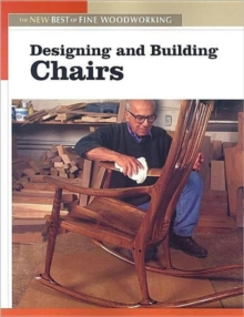 Designing and Building Chairs, Paperback Book