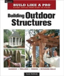 Building Outdoor Structures, Paperback / softback Book