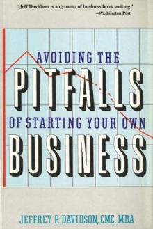 Avoiding the Pitfalls of Starting Your Own Business, Paperback Book