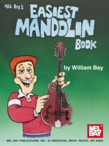 Easiest Mandolin Book, Paperback Book