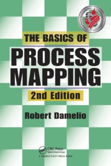 The Basics of Process Mapping, Paperback Book