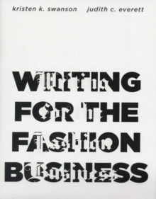 Writing for the Fashion Business, Paperback Book