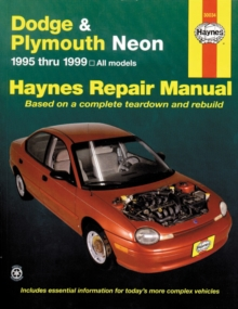 Dodge & Plymouth Neon (95 - 99), Paperback / softback Book