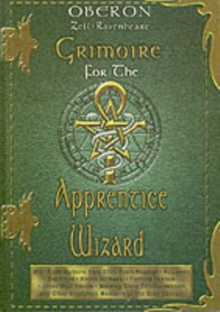 Grimoire for the Apprentice Wizard, Paperback Book
