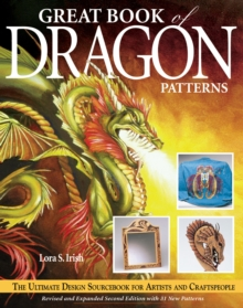 Great Book of Dragon Patterns 2nd Edn, Paperback Book