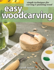 Easy Woodcarving, Paperback / softback Book