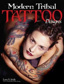 Modern Tribal Tattoo Designs, Paperback Book